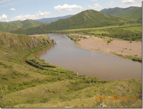 Free Selenge River