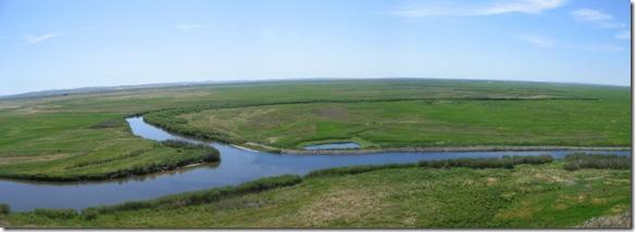 Chinese embankment at Mutnaya and Prorva_confluence