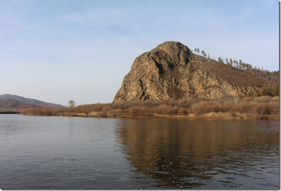 Egiin Gol where the largest Mongolian Hydro is proposed