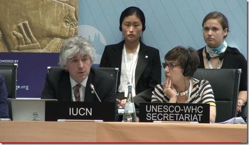 IUCN Tim Badman