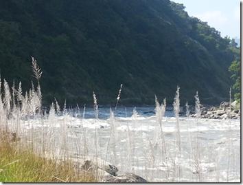 Budhi-Gandaki river