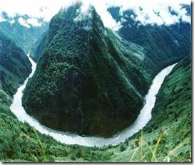 Bhramaputra river